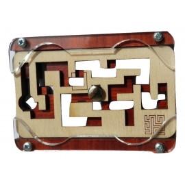 casse têt puzzle en bois 1 tige
