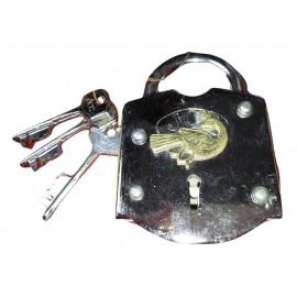 casse tête en métal, cadenas en paon3