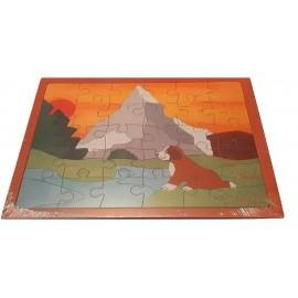 puzzle Mont Cervin, 30 pièces