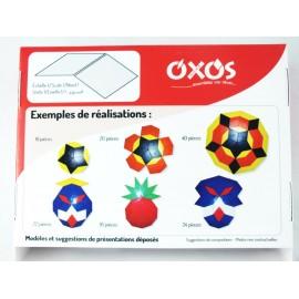 Exemple de réalisation faites avec le jeu Oxos Game.