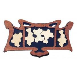 Casses têtes puzzles 5 pièces débutant et enfants