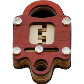 casse tête en bois labyrinthe