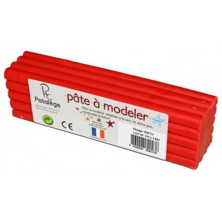 PATE A MODELER 350g ROUGE