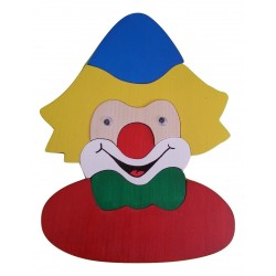 PUZZLE 3D  PETIT CLOWN