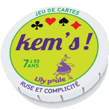 jeu de carte kem's