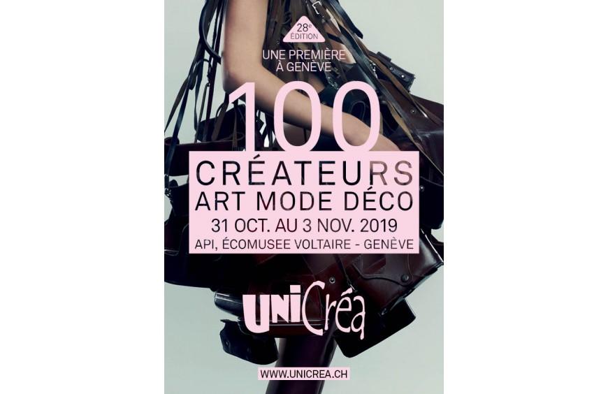 Venez nous découvrir lors du salon UNICREA de Genève